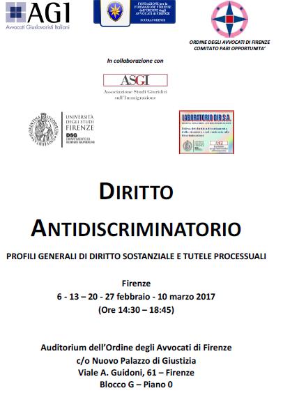 diritto antidiscriminatorio
