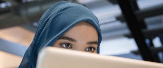 divieto di indossare il velo nei luoghi di lavoro