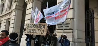 Questione di legittimità costituzionale art. 13 comma 1 lett. a) n. 2) d.l. 113/2018, Tribunale ordinario di Ancona, ordinanza del 29 luglio 2019.